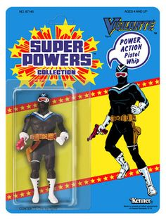 One of the best toys I ever played with as a child was the Super Powers from DC and Kenner. They even planned out a wave of toys and eve. Dc Comics Action Figures, Custom Action Figures, Xman Marvel, Marvel Comics, Modern Toys, Cool Toys, Weird Toys, How To Make Comics, Childhood Toys