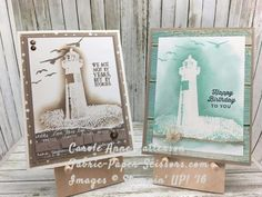 Stampin' Up! High Tide