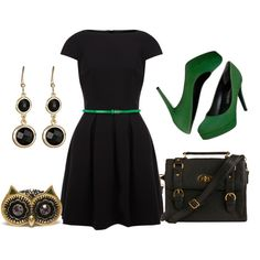 Work Attire, created by alanad23 on Polyvore
