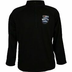 Chase Authentics NASCAR(r) HALL of FAME(tm) Quarter Zip Fleece by Chase Authentics. $24.99. Embroidered with the NASCAR® Hall of Fame logo on the front. Officially licensed. Quarter-zip front. Made in China. 100% Polyester. After many years of planning and development, the NASCAR® Hall of Fame™ has been erected to showcase the talents and achievements of many drivers and personnel. Pay tribute to the inductees with this quarter-zip fleece from Chase Authentics...