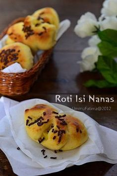 Roti Isi Nanas