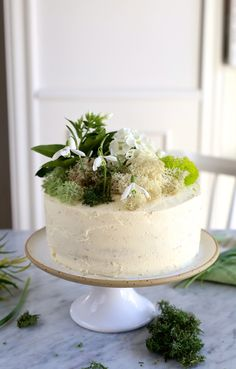 Make Life Easier Sweet Cakes, Vanilla Cake, Panna Cotta, Cake Recipes, Pudding, In This Moment, Ethnic Recipes, Easy, Food