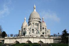 222 steps to get to Montmartre... Let's go ? #montmartre #paris