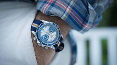 A Week On The Wrist: The Tudor Heritage Chrono Blue — HODINKEE - Wristwatch News, Reviews, & Original Stories