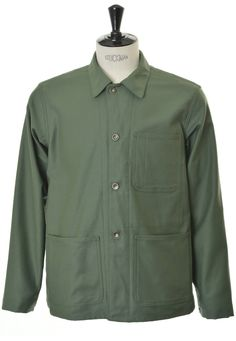 ENGINEERED GARMENTS WKDY Utility Jacket
