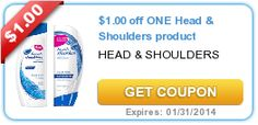 Save for vacation spending money with coupon cents back.  $1.00 off ONE Head & Shoulders product