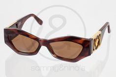 Image of Gianni Versace Mod.421/B brown :: Vintage Sunglasses