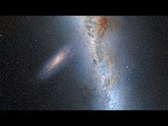 Млечный Путь столкнется с Андромедой - YouTube