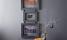 #crafts_nthings Crafts n' things Weekly - frightfully fun frames