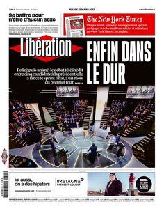 Libération - Mardi 21 Mars 2017 - N° 11144