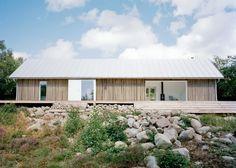 Ferienhaus in Sweden by Architekt Mikael Bergquist