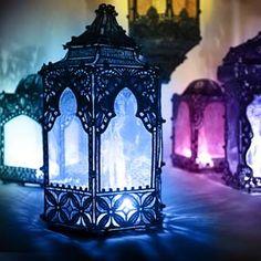 Freestanding Lanterns