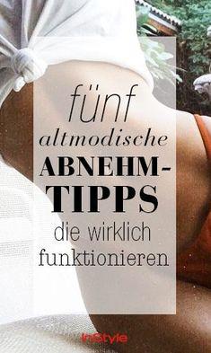 Diese altmodischen Abnehm-Tipps funktionieren tatsächlich! #fitness #sport