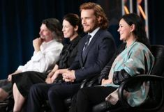 *There are SPOILERS in this post for those who have not read all of Outlander or Dragonfly in Amber.* Interview with EP Ron Moore, Diana, Sam and Caitriona SPOILERS
