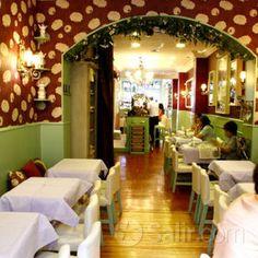 ¿ el lugar más chic de Madrid para el tea time Inglés ?