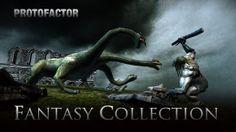 iClone | Protofactor Fantasy Collection - YouTube