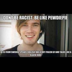 Be like Pewdie! :3 ~PewDiePie~This is legend - WAIT FOR IT!.....- DARY!!