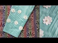 Salwar Suit Neck Designs, Neck Designs For Suits, Dress Neck Designs, Salwar Designs, Sleeve Designs, Kurti Sleeves Design, Sleeves Designs For Dresses, Pakistani Fashion Casual, Pakistani Dress Design