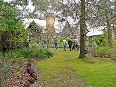 "Melbourne Photographs Victoria Tasmania Queensland Australia: Bickleigh Vale ""Village"" Melbourne,Edna Wallings finest achievement IMHO."