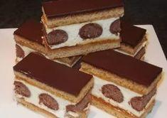 Prajitura cu buline Romanian Food, Top 5, Food Cakes, Tiramisu, Rum, Cake Recipes, Ethnic Recipes, Cakes, Easy Cake Recipes