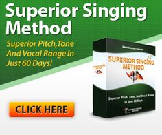 Superior Singing Method Download is very comprehensive, detailed and very easy to use, the program takes the issue of pitch into proper cons...