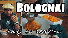 BOLOGNAI, ahogy én szeretem Bologna, Tacos, Mexican, Ethnic Recipes, Food, Meal, Essen, Hoods, Meals