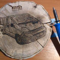 Pirograf car