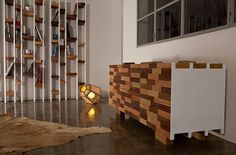 Recycled Furniture - Modern Magazin - Art, design, DIY projects, architecture, fashion, food and drinks