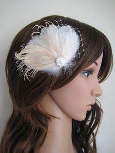 Wedding Bridal White Champagne Blush by exquisitecreations2u, $35.00