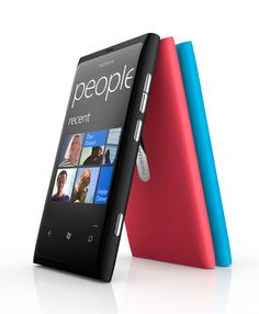 The Nokia Lumia 900. Well, Windows Phone, really. I'd like one. So much.