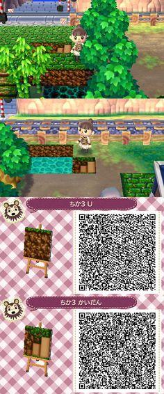 Animal Crossing: New Leaf QR Code Paths Pattern: Photo