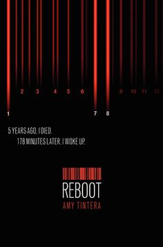 Reboot by Amy Tintera. (Status: To Read)