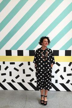 Camille Walala at Aria                                                                                                                                                                                 More