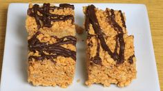 Rice Krispies Treats Recipe by manjula Gf Recipes, Sweets Recipes, Easy Desserts, Vegetarian Recipes, Rice Krispy Treats Recipe, Rice Krispie Treats, Rice Krispies, Butter Rice, Peanut Butter