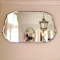 Art Deco Mirror from Find www.findonline.ie