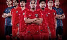 Indonesia Futsal 2021/22 Spec Home Kit