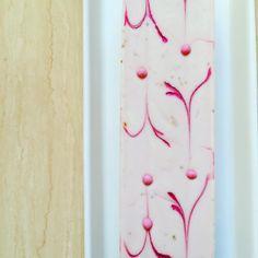 石けん水曜日 シュガーストロベリー石けん🍓 #strawberry soap