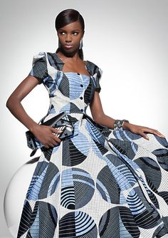 Vlisco Parade Of Charm Collection Fashionlooks ~Latest African Fashion, African Prints, African fashion styles, African clothing, Nigerian style, Ghanaian fashion, African women dresses, African Bags, African shoes, Nigerian fashion, Ankara, Kitenge, Aso okè, Kenté, brocade. ~DK