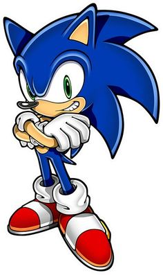 Image - Sonic pose 87.png - Sonic News Network, the Sonic Wiki