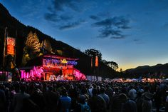 Telluride Bluegrass Festival 2014 announces preliminary lineup - Reverb