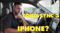 Setting Up Ford Bluetooth / iPhone Apple Car Play Tutorial Ford Sync, Iphone Bluetooth, Get Started, Apple, Play, Youtube, Recipes, Apple Fruit