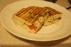 Life at our house: Yummy Panini!