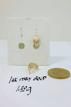For sale:  #Italy #Gold #Earrings  More #Jewelry displayed at  www.FB.com/KatrinasClothingShop  #shoppingPh #onlineShoppingph #onlinesellerPh #onlinestore #onlinestoreph #katrinasclothing #katrinasClothingJewelry #jewelryph #accessoriesph #jewelries #jewelriesph #earringsph   Message us at  www.FB.com/KatrinasClothingShop