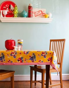 Oilcloth Addict - Feeding your Oilcloth Addiction with tips and tutorials with Modern June