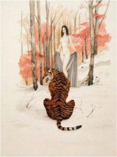 Tigers bride