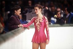 Katharina Witt, 1984 Winter Olympics, Women Figure, Ladies Figure, Figure Skating Costumes, Rare Photos, Ice Skating, Persona, Evolution