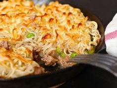 Ramen Shepherd's Pie.13 Mind-Blowing Ramen Recipes