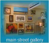 Located inside the Cedarburg Cultural Center, the Main Street Gallery features the work of guild members.