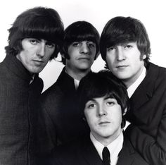The Beatles, photographed by Robert Whitaker, 1965