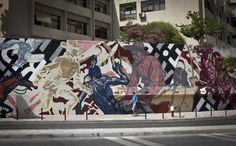 Artist: CYRCLE | Lisbon / Portugal . #cyrcle http://www.widewalls.ch/artist/cyrcle/